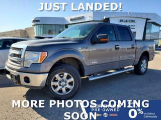 Used 2013 Ford F-150 XLT 4X4 Crew Cab   Remote Start   Tailgate Step for sale in Winnipeg, MB