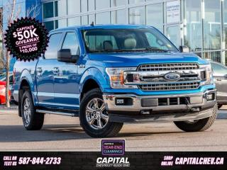 Used 2020 Ford F-150 XLT for sale in Calgary, AB