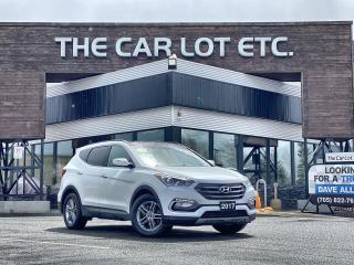 Used 2017 Hyundai Santa Fe Sport 2.4 Luxury AWD, Backup Camera, Sun/Moonroof, Heated Leather Seats!! for sale in Sudbury, ON