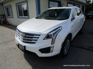Used 2017 Cadillac XT5 ALL-WHEEL DRIVE LUXURY MODEL 5 PASSENGER 3.6L - V6.. NAVIGATION.. LEATHER.. HEATED SEATS.. PANORAMIC SUNROOF.. BACK-UP CAMERA.. BLUETOOTH SYSTEM.. for sale in Bradford, ON