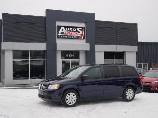 Used 2013 Dodge Grand Caravan SXT STOW`N GO + A/C DOUBLE ZONE + VITRES TEINTÉES for sale in Sherbrooke, QC