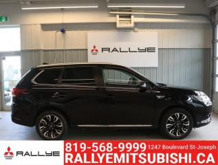 Used 2018 Mitsubishi Outlander Phev SE PLUG IN ELECTRIQUE for sale in Gatineau, QC