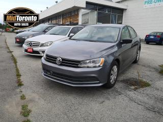 Used 2017 Volkswagen Jetta for sale in North York, ON