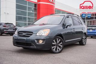 Used 2010 Kia Rondo GARANTIE PROLONGEE DISPONIBLE* SUPER AUBAINE...TRES BAS KILOMETRAGE for sale in Terrebonne, QC