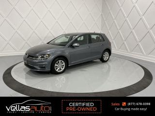 Used 2019 Volkswagen Golf 1.4 TSI Comfortline 1.4TSI  R/CAMERA   HEATED SEATS   APPLE CAR PLAY for sale in Vaughan, ON