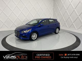 Used 2019 Hyundai Accent Preferred PREFERRED| APPLE CARPLAY| HEATED SEATS for sale in Vaughan, ON
