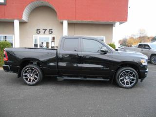 Used 2019 RAM 1500 Sport Quad Cab 4x4 caisse de 6 pi 4 po for sale in Lévis, QC