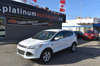 Used 2015 Ford Escape NO ACCIDENTS!! HEATED SEATS!! BACK-UP CAMERA!! for sale in Saskatoon, SK