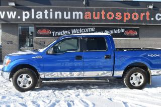Used 2011 Ford F-150 XLT NO ACCIDENTS!! 4X4!! JUST ARRIVED!! for sale in Saskatoon, SK