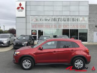 Used 2019 Mitsubishi RVR SE AWC/MAGS/BLUETOOTH/CAMERA DE RECUL/SIEGE CHAUFF for sale in St-Hubert, QC