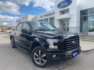 Used 2017 Ford F-150 XLT Sport 4x4/Navi/Rear View Camera/Remote Start for sale in St Thomas, ON