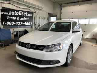 Used 2012 Volkswagen Jetta 4dr 2.5L Auto Comfortline for sale in St-Raymond, QC