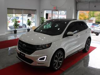 Used 2017 Ford Edge Sport, Loaded, NO ACCIDENT, CLEAN CARFAX for sale in Richmond Hill, ON
