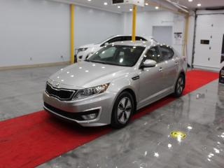 Used 2012 Kia Optima Hybrid Premium HYBRID, CERTIFIED, LOW KM, NO ACCIDENT, for sale in Richmond Hill, ON