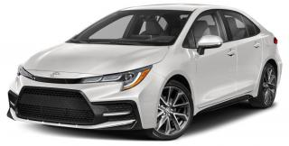 New 2021 Toyota Corolla SE for sale in Stouffville, ON