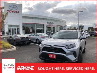 Used 2019 Toyota RAV4 LE - 2 SETS OF TIRES ON RIMS - LOW KMS for sale in Stouffville, ON
