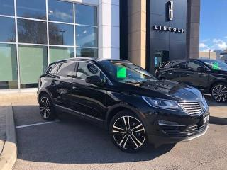 Used 2018 Lincoln MKC Reserve 2.3 TURBO RESERVE !! CERTIFIED for sale in Hamilton, ON