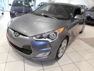 Used 2016 Hyundai Veloster Tech ** NAV,TOIT,CAMERA,UN PROPRIO.** for sale in Montréal, QC