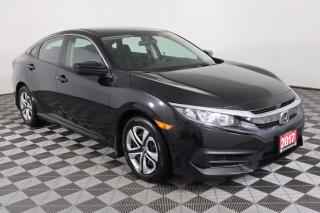 Used 2017 Honda Civic LX 1 OWNER VEHICLE! ONLY 34KM! HEATED SEATS, BACKUP CAM for sale in Huntsville, ON