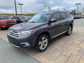 Used 2012 Toyota Highlander LIMITED  for sale in Rouyn-Noranda, QC