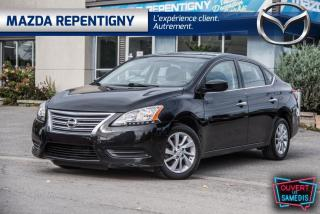 Used 2015 Nissan Sentra SV MANUELLE A/C SIEGES CHAUF. CRUISE 38. for sale in Repentigny, QC