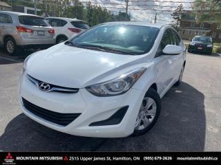 Used 2015 Hyundai Elantra L   - $108 B/W for sale in Mount Hope (Hamilton), ON