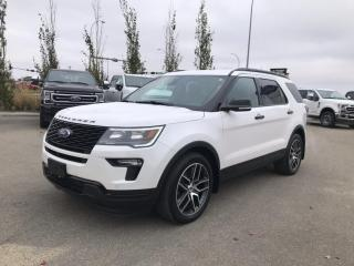 Used 2018 Ford Explorer SPORT for sale in Fort Saskatchewan, AB