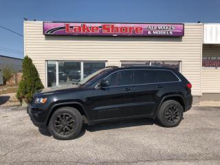 Used 2015 Jeep Grand Cherokee Laredo SUNROOF for sale in Tilbury, ON