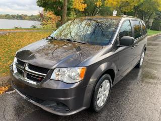 Used 2017 Dodge Grand Caravan CVP/SXT for sale in Roxboro, QC