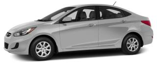 Used 2013 Hyundai Accent GL for sale in Sudbury, ON