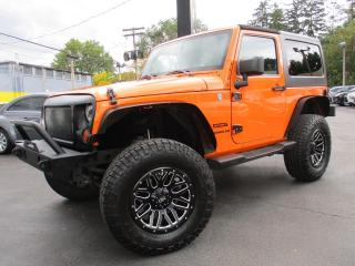 Used 2012 Jeep Wrangler SPORT PKG|4WD|6 SPEED|104KMS|WARRANTY AVAILABLE for sale in Burlington, ON