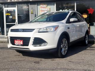 Used 2014 Ford Escape 4WD 4DR TITANIUM for sale in Bowmanville, ON