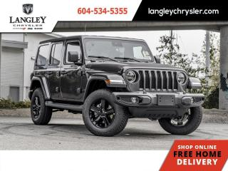 New 2021 Jeep Wrangler Sport Altitude Unlimited for sale in Surrey, BC