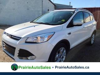 Used 2015 Ford Escape Titanium for sale in Moose Jaw, SK