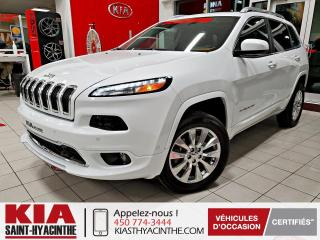 Used 2016 Jeep Cherokee ** EN ATTENTE D'APPROBATION ** for sale in St-Hyacinthe, QC