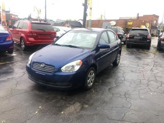 Used 2008 Hyundai Accent GL AUTO LOW KMS CERTIFIED for sale in Toronto, ON