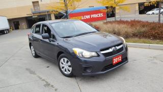 Used 2012 Subaru Impreza AWD, Auto, 4 Door, 3/Y Warranty Available for sale in Toronto, ON
