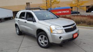 Used 2008 Chevrolet Equinox AWD, Low Km, Auto, 3/Y warranty availabl for sale in Toronto, ON