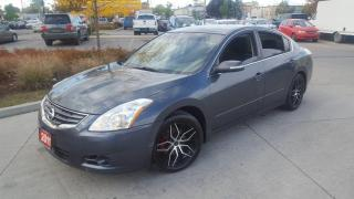 Used 2011 Nissan Altima Auto, 4 Door, Low KM, 3/Y Warranty Available for sale in Toronto, ON