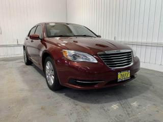 Used 2011 Chrysler 200 LX w/ONE OWNER, PRIVACY GLASS, ULTRA LOW KILOMETERS for sale in Huntsville, ON