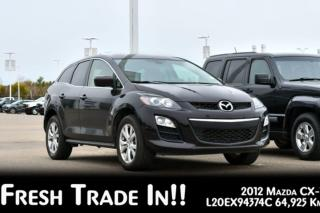 Used 2012 Mazda CX-7 GS 4dr AWD Sport Utility Vehicle for sale in Red Deer, AB
