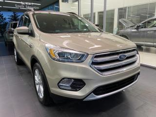 Used 2017 Ford Escape SE LOADED AWD, ACCIDENT FREE, SUNROOF, NAVI, POWER HEATED LEATHER SEATS for sale in Edmonton, AB