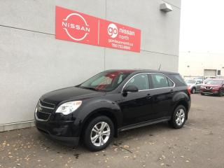 Used 2014 Chevrolet Equinox LS 4dr AWD Sport Utility Vehicle for sale in Edmonton, AB