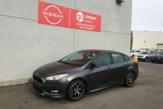 Used 2016 Ford Focus SE 4dr FWD Sedan for sale in Edmonton, AB