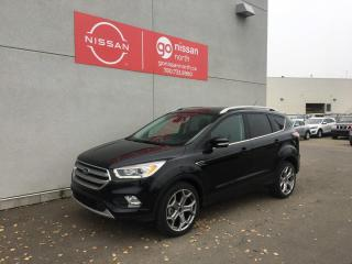 Used 2017 Ford Escape Titanium 4dr 4WD Sport Utility for sale in Edmonton, AB