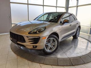 Used 2017 Porsche Macan CPO | Ext. Warranty | Premium Plus | Blind-spot | BOSE for sale in Edmonton, AB