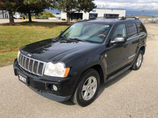 Used 2007 Jeep Grand Cherokee Overland for sale in Cambridge, ON