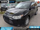 Photo of Black 2014 Mitsubishi Outlander