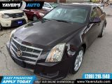 Photo of black cherry  2008 Cadillac CTS