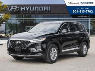 Used 2020 Hyundai Santa Fe Essential AWD w/ Safety Package for sale in Winnipeg, MB